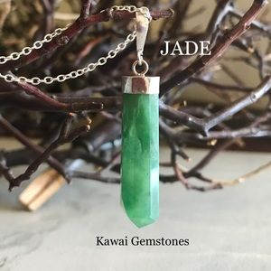 ✨Lucky Jade✨Unisex Necklace✨